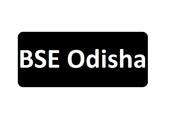 BSE Odisha Madhyama 10th Model Paper 2020